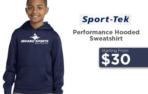 Sport-Tek Performance Hoodie